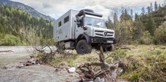 """Unimog Is The """"Off-Road Vehicle Of The Year"""" For The 17th Time-Brand Spur Nigeria"""