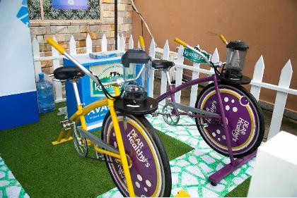 Milk + Bike = ? Smoothie - The Key To A Healthier Life- Brand Spur Nigeria