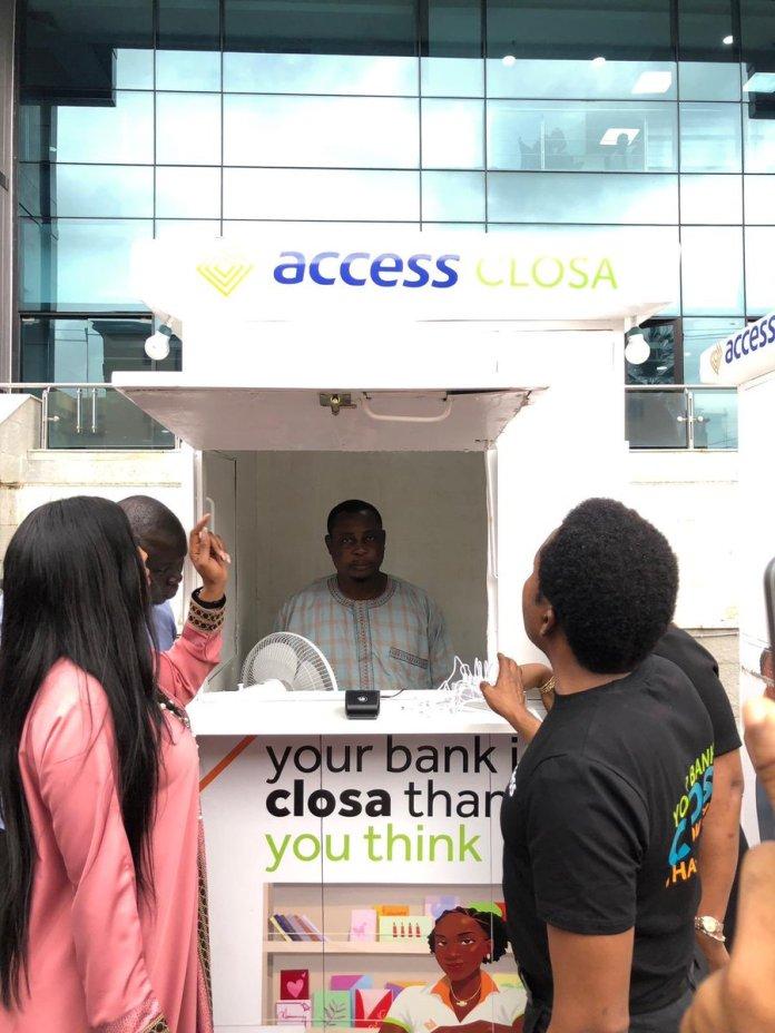 Access Bank Closa