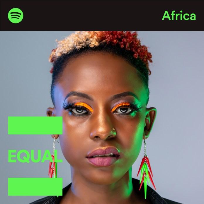 EQUAL Music Program: Spotify Announces Another Female Rapper, Ssaru-Brand Spur Nigeria