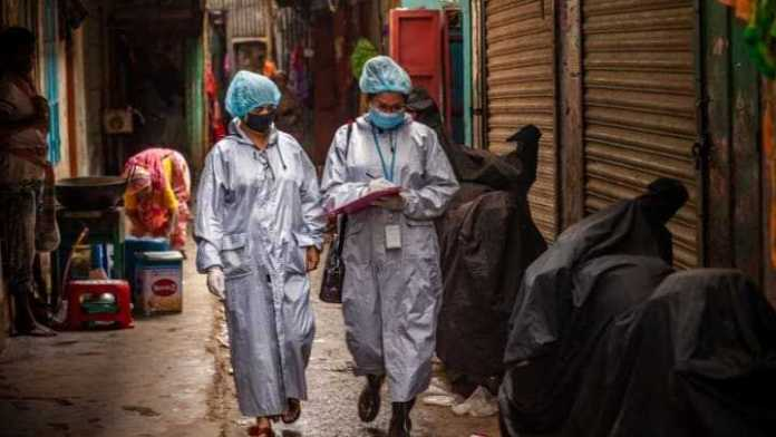 Health Workers Raise Awareness On Protective Measures To Contain Spread Of Infectious Diseases-Brand Spur Nigeria