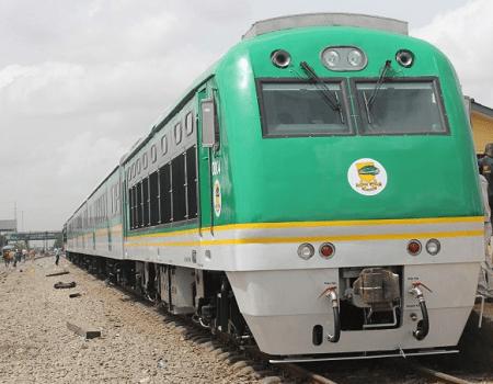 Lagos-Kano Train