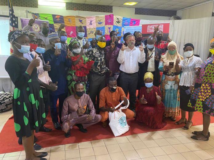 U.S. Consulate Supports 100 Oyo State Teachers-Brand Spur Nigeria