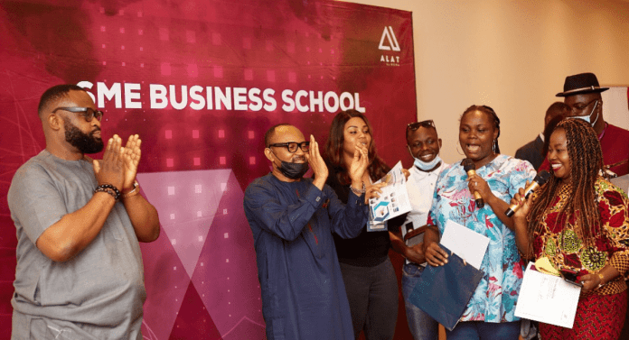 Beneficiaries Commend Wema Bank's SMEs Business School-Brand Spur Nigeria