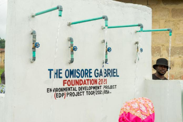 Omisore Foundation Commissions Borehole Project In Osun-Brand Spur Nigeria