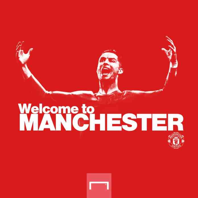 EPL: Ronaldo Return To Manchester United-Brand Spur Nigeria