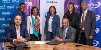 Cellulant, Ecobank And GAINDE 2000 Partner KenTrade To Enhance Service Delivery-Brand Spur Nigeria