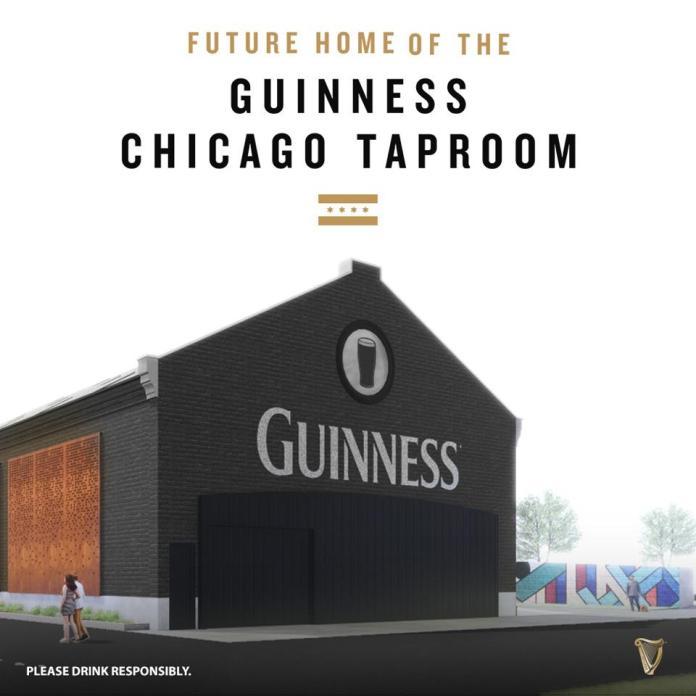 Guinness To Roll Out Sprawling Chicago Taproom-Slash-Community Hub-Brand Spur Nigeria