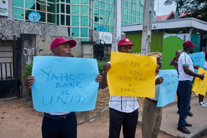 Unity Bank In The Mud Over Alleged Diversion Of N134m Funds-Brand Spur Nigeria