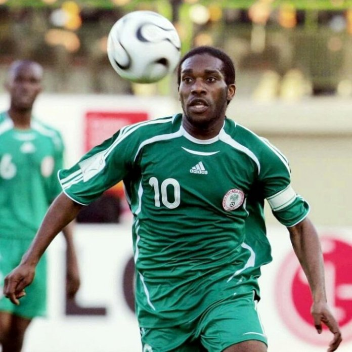 Jay-Jay Okocha The Magnet That Attracts Endorsements-Brand Spur Nigeria