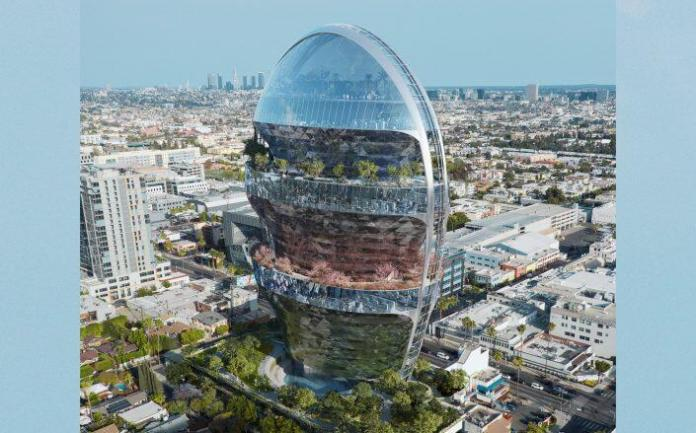 Developers Eye A Spot On Sunset Boulevard For Hollywood's Office Tower-Brand Spur Nigeria