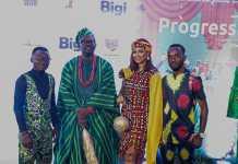Bigi Soft Drink Powers Another Nigerian Movie Event