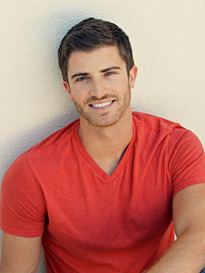 Brand Model And Talent  Brandon Carlton Men