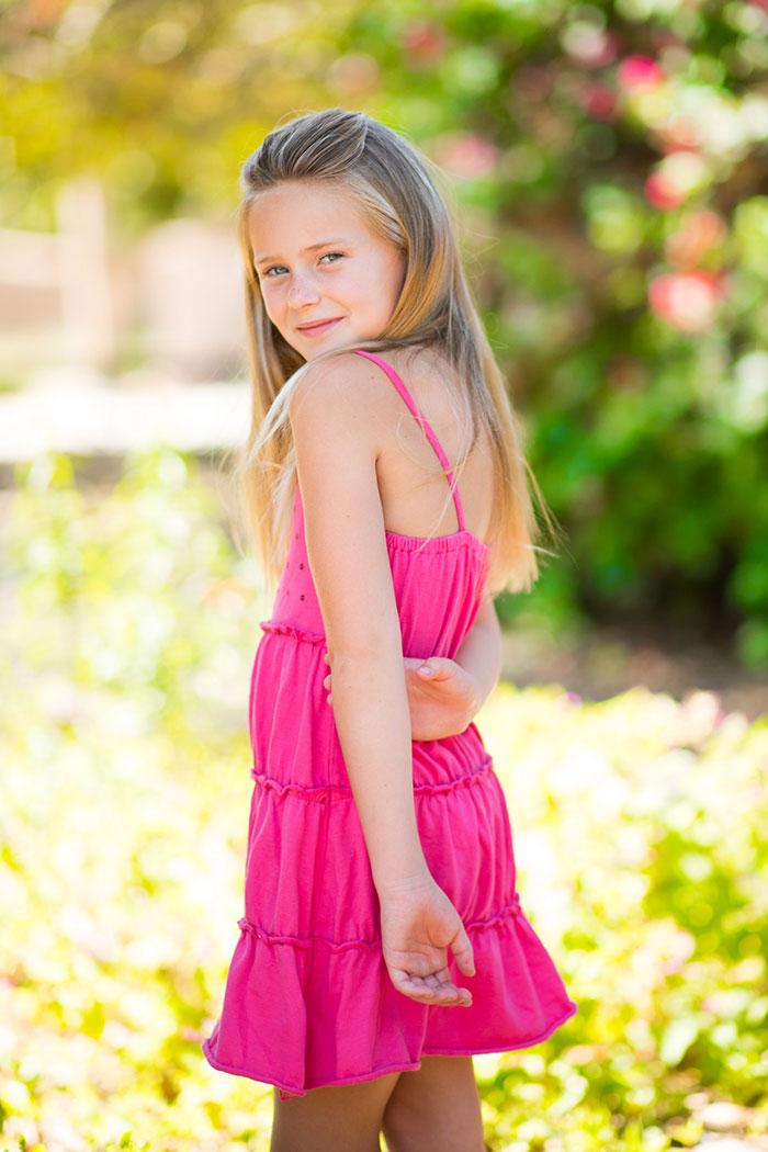 Brand Model And Talent Mallory Kids