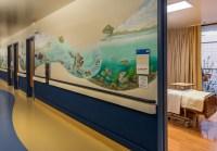Bakersfield Memorial Hospital Pediatric Unit - Interior Design