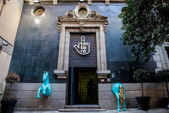 El hortera, Madrid