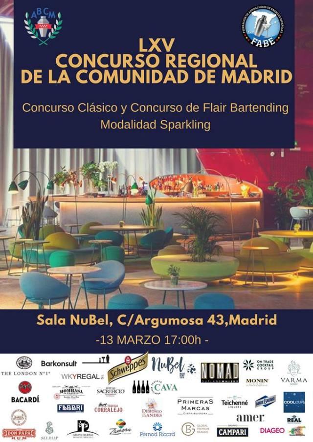 Concurso de la comunidad de Madrid. ABE