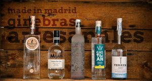 Craft gins_Made in Madrid