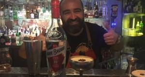 """Coctel """" Y un carajo"""" por @Dani Burgos Brand Ambassador de Brizard"""