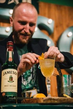 Jameson Bartenders BalL 2018