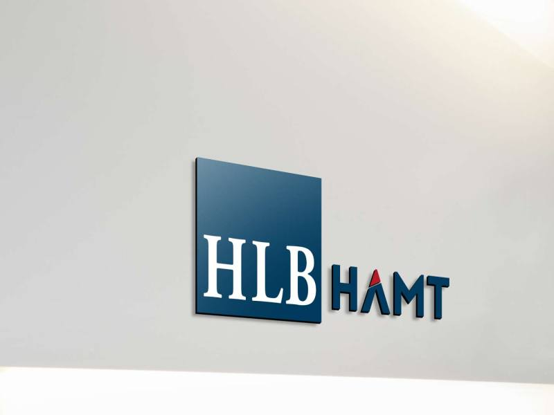 Rebranding of HLB Hamt, an audit firm - Logo Design Featured