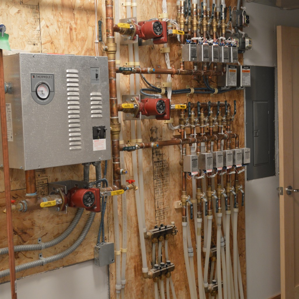 InFloor Heat  Brandt Heating and Air Conditioning of