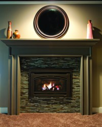 Elegant Fireplace - Brandt Heating and Air Conditioning
