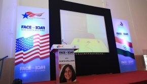 sunita williams face to face