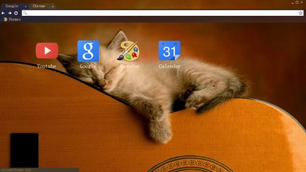 Cute Silly Wallpapers 12 Kitten Chrome Themes Desktop Wallpapers Amp More For