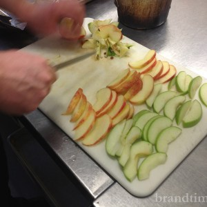 7-Tim-Knittel-apple-slices-Culinary-Cocktail-Class-Prep-Fall-2012