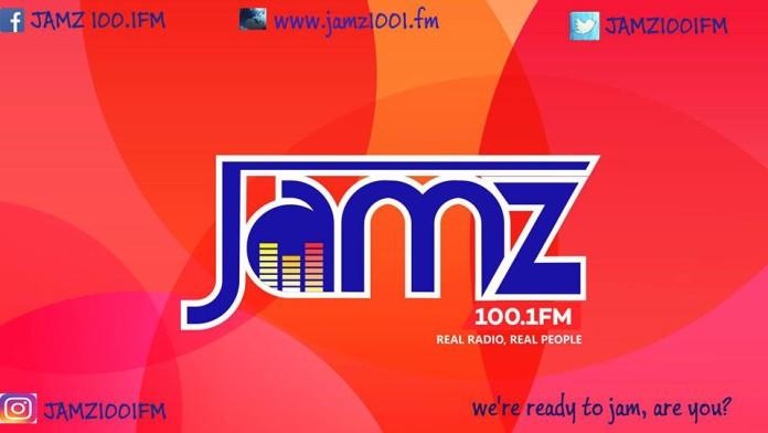 jamz-100.1- FM