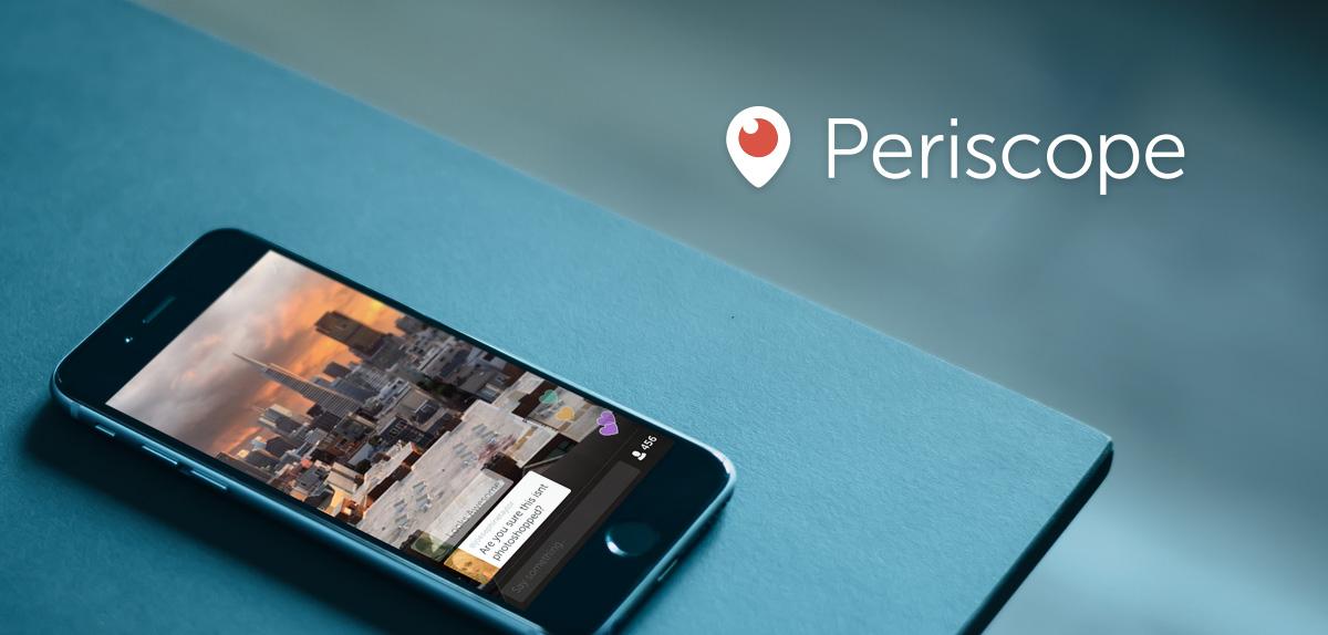 periscope-on-phone