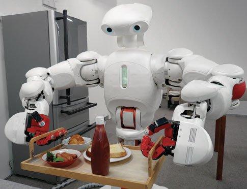 robot-at-a-resturant