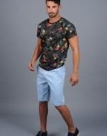 baby blue shorts – DRE