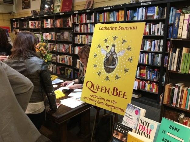 Queen Bee Catherine Sevenau