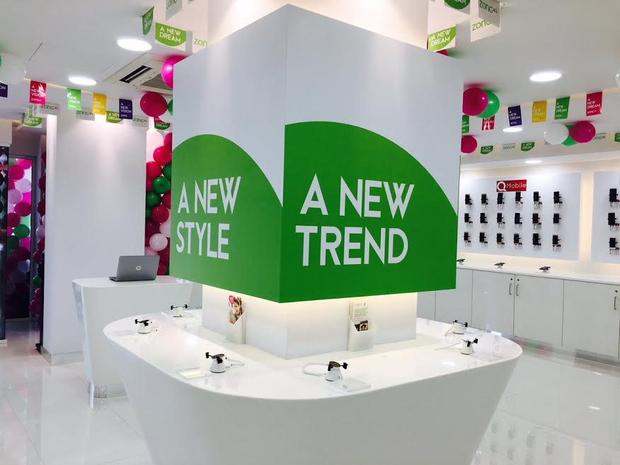 KARACHI'S FIRST ZONG CONCEPT STORE LAUNCHED: Brand Voice