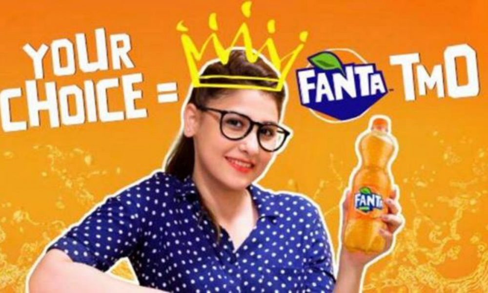 Meet The FANTA'S First Ever Teen Marketing Officer
