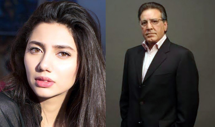 Javed Sheikh And Mahira Khan Controversy. Here's What's Been Happening...