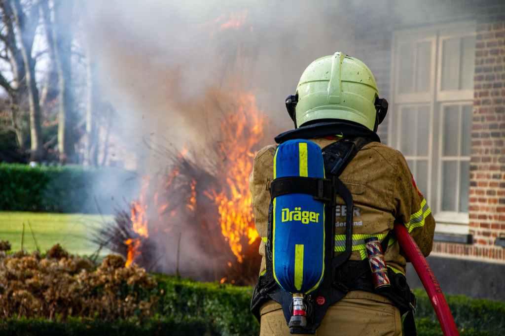 werken bij de brandweer