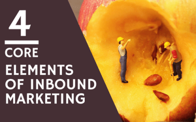 4 Core Elements of Inbound Marketing