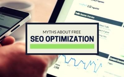 Myths About Free SEO Optimization