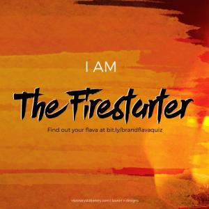 FireStarter | Brand Ya Flava