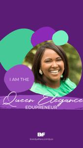 Queen Elegance | Brand Ya Flava