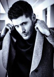 Jensen Ackles in addition to being on one of my favorite TV shows is the inspiration for Jeremiah in The Arrangement
