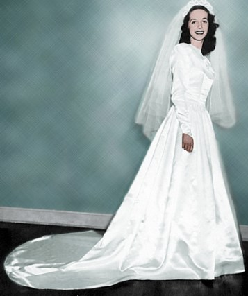 mc bride wedding day colorized