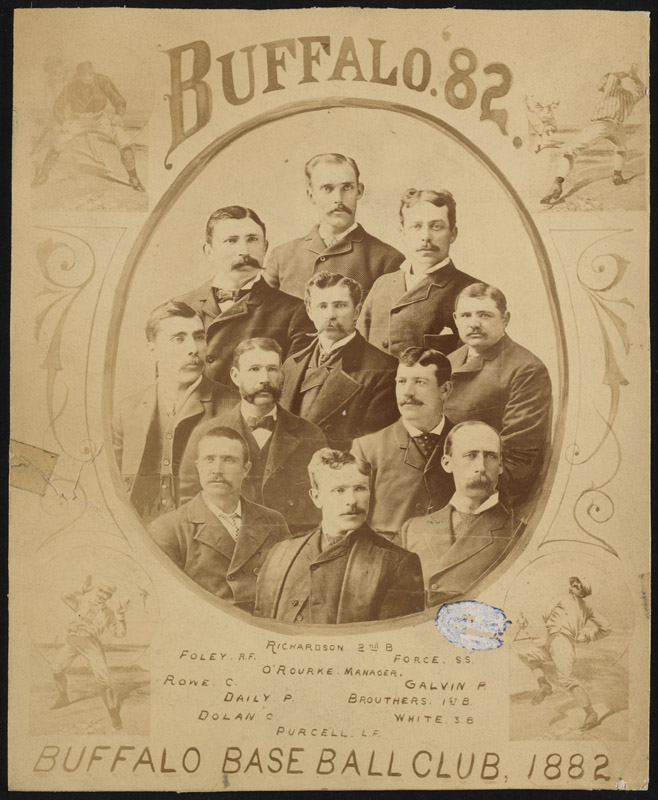 By BPL (Buffalo Baseball Team, 1882  Uploaded by Fæ) [CC-BY-2.0 (http://creativecommons.org/licenses/by/2.0)], via Wikimedia Commons