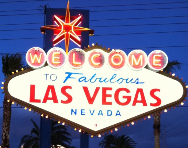 Fabulous Las Vegas, the happiest place on Earth! ;)
