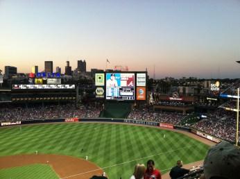 Atlanta Braves Game!