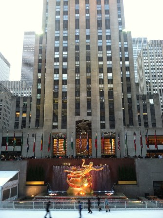 30ROCK - Rockefeller Plaza