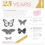 Stampin Up Best of Shelli   July
